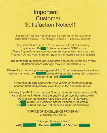 customer-satisfaction-notice-misuse