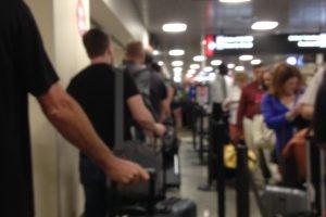 TSA Waiting Lines